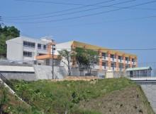 福岡県西方沖地震の災害復旧工事が完成