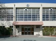 体育館の耐震補強と建物の老朽化による模様替え