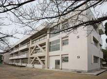 耐久性・老朽化を改善し、子供達が快適に学習できる校舎に!